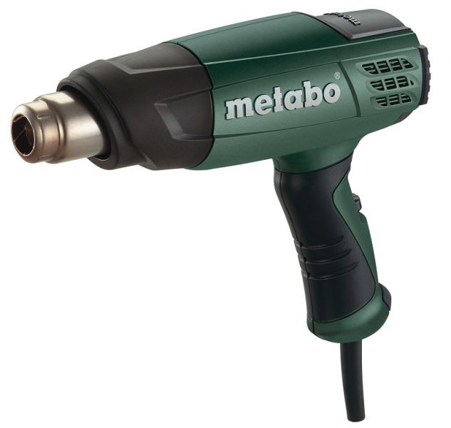 Фен строительный Metabo HE 20-600 Set [602060500]