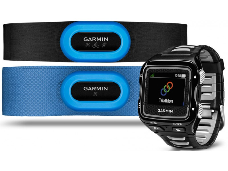 Умные часы Garmin Forerunner 920XT HRM Black/Silver [010-01174-41]Умные часы и браслеты<br><br>