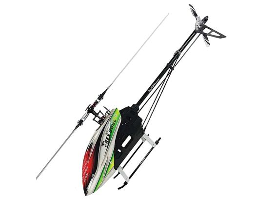 Радиоуправляемый вертолет Align T-Rex 500L Dominator Super Combo (GPro)Игрушечные машинки и техника<br>Всемирно известный T-REX 500 устанавливал планку, на которую равнялись другие. T-REX 500 идеально подходит как для новичков, так и для опытных пилотов, практикующих более сложные фигуры. Однако компания Align не стояла на месте и разработала инновационную модель - T-REX 500L Dominator.<br><br>RH50E07XT&amp;#40;3&amp;#41;.jpg<br>При создании данного вертолета впервые используются вставки из композитного материала, добавлены выдвижные крепления для батареи, а верхнее крепление двигателя облегчают сборку. Данная модель обладает низким центром тяжести, что увеличивает устойчивость к ветру,...<br>