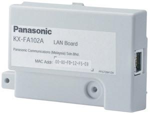 Сетевая карта Panasonic KX-FA102AРасходные материалы<br><br>