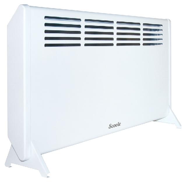 Конвектор Scoole SC HT CM2 1000Обогреватели<br><br><br>Тип: конвектор<br>Максимальная мощность обогрева: 1000 Вт<br>Тип нагревательного элемента: ТЭН<br>Отключение при перегреве: есть<br>Управление: механическое<br>Термостат: есть<br>Настенный монтаж: есть<br>Напольная установка: есть<br>Напряжение: 220/230 В