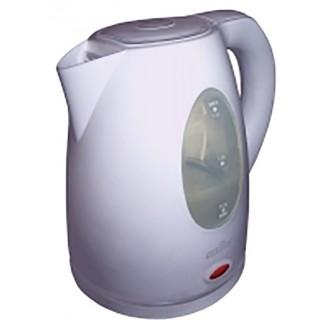 Электрочайник Smile WK1205 PurpleЧайники и термопоты<br><br><br>Тип   : Электрочайник<br>Объем, л  : 1.5<br>Мощность, Вт  : 2200<br>Тип нагревательного элемента: Закрытая спираль<br>Материал корпуса  : пластик<br>Индикатор уровня воды  : Есть