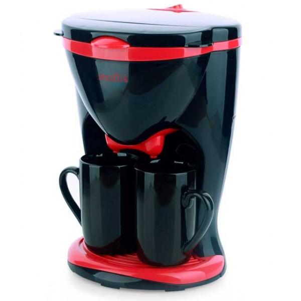 Кофеварка Smile КА 783Кофеварки и кофемашины<br><br><br>Тип : капельная кофеварка<br>Мощность, Вт: 450<br>Фильтр  : Постоянный<br>Материал корпуса  : Пластик<br>Одновременное приготовление двух чашек  : Нет<br>Съемный лоток для сбора капель  : Нет