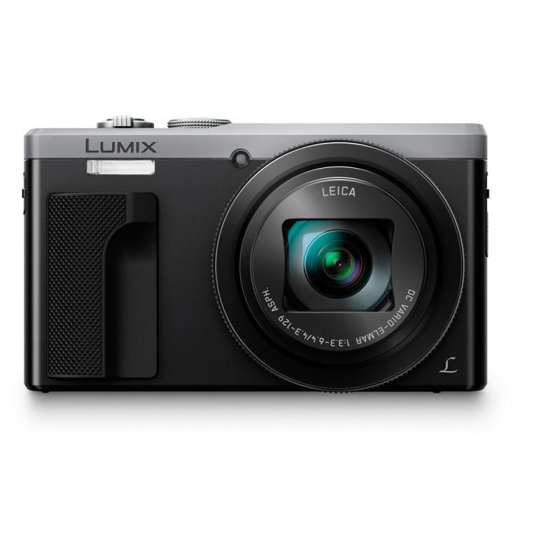 Цифровой фотоаппарат Panasonic DMC-TZ80EE-SЦифровые фотоаппараты<br><br><br>Тип: Цифровой Фотоаппарат<br>Оптическое увеличение: 30<br>Носители информации: SD, SDHC, SDXC<br>Видеорежим: Есть<br>Звук в видеоклипе: Есть<br>Тип матрицы: CMOS<br>Размер матрицы: 1/2,3-дюймового (6,17 ? 4,55 мм)<br>Количество эффективных мегапикселей: 18.2<br>Чувствительность: ISO 80–3200