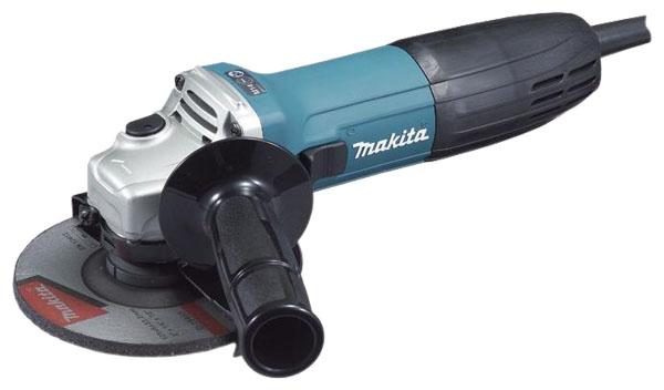 Угловая шлифмашина Makita GA4530Шлифовальные и заточные машины<br><br><br>Описание: длина сетевого кабеля 2.5 м