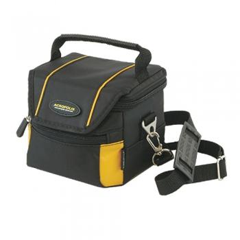 Сумка Acropolis ТС-20, желтыйСумки, рюкзаки и чехлы<br><br><br>Тип: сумка<br>Описание : термоизолирующий материал Milterm, защитная подушка с термоизоляцией, закрывается на клапан и «молнию», отделение для аксессуаров, формирующие перегородки на липучках, крепление на пояс, металлический карабин, плечевой ремень.<br>Защита от воды: есть<br>Внешний карман: есть