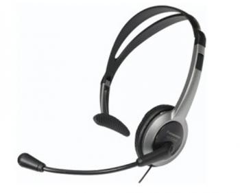 Гарнитура PANASONIC RP-TCA430E-SГарнитуры для телефонии<br><br><br>Совместимость: со всеми телефонами, имеющими разъем 2,5 мм.
