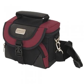 Сумка Acropolis СВ-18 бордоваяСумки, рюкзаки и чехлы<br><br><br>Тип: сумка<br>Вместимость: место для дополнительного объектива<br>Внешний карман: есть