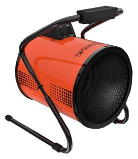 Тепловая пушка Timberk TIH R3 9MТепловые пушки и завесы<br><br><br>Тип: тепловая пушка<br>Мощность обогрева, Вт: 9000/4500<br>Тип нагревательного элемента: ТЭН<br>Максимальный воздухообмен, куб.м/ч : 830<br>Отключение при перегреве: есть<br>Вентилятор : есть<br>Управление: механическое<br>Регулировка температуры: есть<br>Термостат: есть<br>Напольная установка: есть
