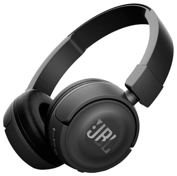 Наушники JBL T450BT BlackНаушники и гарнитуры<br><br><br>Тип: гарнитура<br>Тип подключения: Беспроводные<br>Диапазон воспроизводимых частот, Гц: 20 - 20000<br>Микрофон: есть