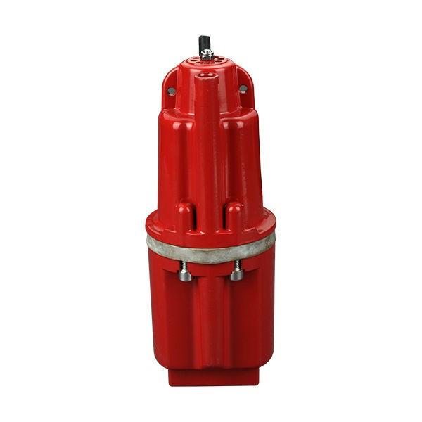 Насос Elitech НГВ 300 (40м)Насосы<br>Глубинный вибрационный насос ELITECH<br><br>Погружной вибрационный насос обеспечивает подачу чистой воды из колодцев и других источников воды с максимальным напором до 55 метров. Идеально подходит для выкачивания воды из глубоких колодцев и скважин диаметром свыше 100мм.<br><br>- верхнее расположение водозаборных отверстий <br>- металлический корпус насоса <br>- электрокабель длиной 40м <br>- стандартный размер выходного патрубка 3/4 дюйма<br><br>Глубина погружения: 5 м<br>Максимальный напор: 55 м<br>Пропускная способность: 1.4 куб. м/час<br>Напряжение сети: 220/230 В<br>Потребляемая мощность: 300 Вт<br>Размер фильтруемых частиц: 0.1 мм<br>Установка насоса: вертикальная