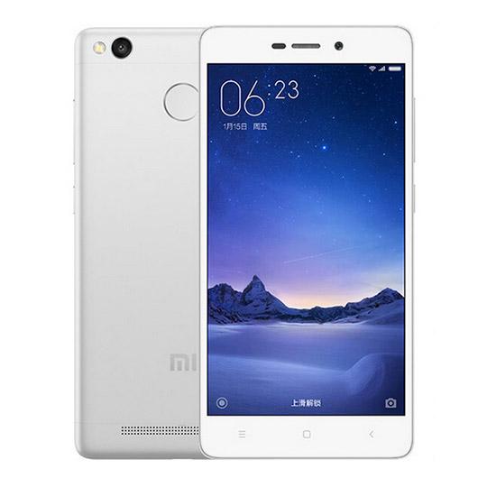 Мобильный телефон Xiaomi Redmi 3S 16GB SilverМобильные телефоны<br><br><br>Тип: Смартфон<br>Стандарт: GSM 900/1800/1900, 3G, 4G LTE, LTE-A Cat. 4<br>Поддержка диапазонов LTE: 2100, 1800, 2600, 2600, 1900, 2300, 2500 МГц<br>Тип трубки: классический<br>Поддержка двух SIM-карт: есть<br>Операционная система: Android 6.0<br>Встроенная память: 16 Гб<br>Фотокамера: 13 млн пикс., светодиодная вспышка<br>Форматы проигрывателя: MP3<br>Спутниковая навигация: GPS/ГЛОНАСС/BeiDou