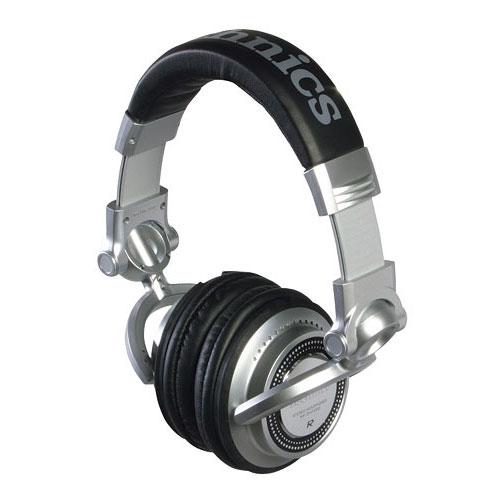 Наушники Technics RP-DH1200Наушники и гарнитуры<br>Если Вы являетесь настоящим ценителем музыки, да еще и занимаетесь ей профессионально, то эта модель для Вас. Прекрасные басы, общее качество звучания и качественная сборка делает эти наушники отлично подходящими для сведения музыки за ди-джейским пультом или для звукозаписи. <br><br>Тип: наушники<br>Тип акустического оформления: Закрытые<br>Вид наушников: Мониторные<br>Тип подключения: Проводные<br>Номинальная мощность мВт: 3500<br>Диапазон воспроизводимых частот, Гц: 5 - 30000 Гц<br>Сопротивление, Импеданс: 50 Ом<br>Чувствительность дБ: 107