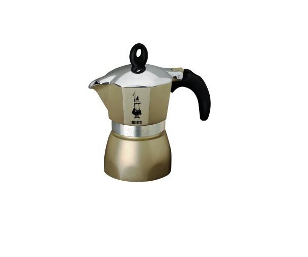 Кофеварка Bialetti Dama Glamour  3 п. 5082 PearlКофеварки и кофемашины<br>Bialetti Dama Glamour 3 п. 5082 Pearl для правильного кофе.<br>Приготовление кофе — процедура довольно тонкая, к которой следует относиться со всей внимательностью. Однако, когда вы знаете даже самые основы варки кофе, он обязательно получится очень вкусным. Конечно, если использоваться правильные инструменты.<br>Такие, как кофеварка Bialetti Dama Glamour 3 п. 5082 Pearl, с которой готовить кофе удивительно легко, быстро и очень приятно. Она подходит для любых типов плит: газовых, электрических, а также керамических и стеклокерамических панелей.<br>Красивый алюминиевый корпус, удобная...<br><br>Тип : зерновая кофемашина<br>Тип используемого кофе: Молотый<br>Объем, л: 0.12