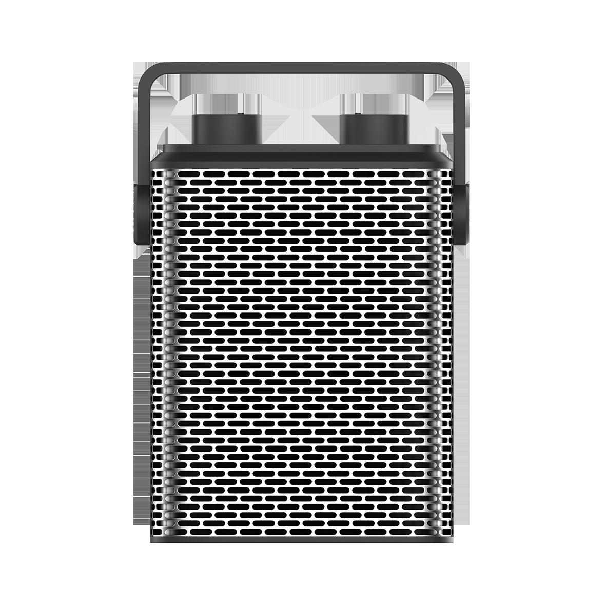 Тепловентилятор  Timberk TFH T15PDS.BОбогреватели<br><br><br>Тип: термовентилятор<br>Тип нагревательного элемента: керамический нагреватель<br>Площадь обогрева, кв.м: 15<br>Вентиляция без нагрева: есть<br>Отключение при перегреве: есть<br>Вентилятор : есть<br>Управление: механическое<br>Напольная установка: есть<br>Ручка для перемещения: есть<br>Напряжение: 220/230 В