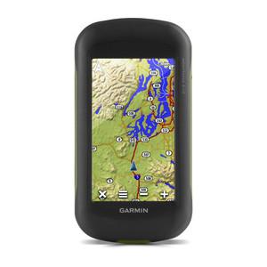 """GPS навигатор Garmin Montana 680t [010-01534-13]GPS навигаторы<br>Прочный навигатор с GPS/GLONASS, 8-мегапиксельной камерой и подпиской на спутниковые изображения Birdseye <br><br>- Сенсорный экран 4"""" с двойной ориентацией и возможностью работы в перчатках<br>- 8-мегапиксельная камера с автофокусом; фотографии с автоматическом добавлением геометок<br>- Устройство отслеживает спутники GPS и GLONASS <br>- Подписка на спутниковые изображения BirdsEye на 1 год<br>- 3-осевой компас и барометрический альтиметр<br><br>- Для пешего туризма. Для охоты. Для водных путешествий.<br>Устройство Montana 680, оснащенное цветным сенсорным экраном с двойной ориентацией и возможностью...<br>"""