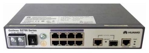 Коммутатор Huawei S2700-9TP-PWR-EI