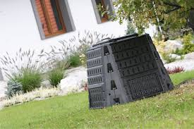 Компостер Biocompo IKBI500C-S411Садовые компостеры<br><br><br>Тип: компостер<br>Объем, л: 500