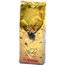 Кофе в зернах Saeco Gold 0,5 кг.Кофе, какао<br><br><br>Тип: кофе в зернах<br>Обжарка кофе: средняя<br>Состав: 100% Арабика<br>Дополнительно: 100% Arabica, золотая смесь кофе с мягким вкусом и нежным ароматом. Для приготовления смеси Saeco Gold использован кофе с плантаций Бразилии, Колумбии и Гватемалы. Кофе с лучших плантаций.