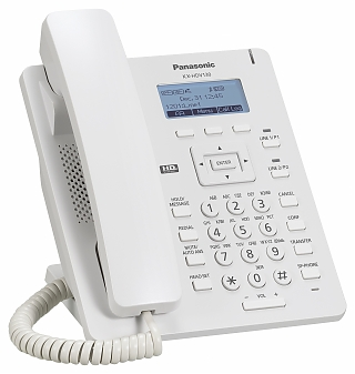 VoIP-телефон Panasonic KX-HDV130RUSIP-телефоны<br><br>