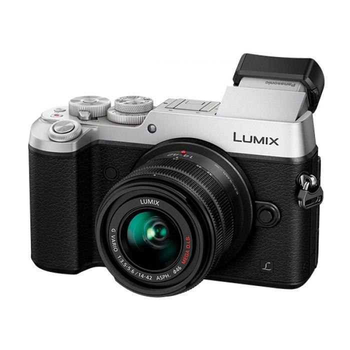 Цифровой фотоаппарат Panasonic DMC-GX8KEE-S, SilverЦифровые фотоаппараты<br><br><br>Тип: Цифровой Фотоаппарат<br>Стабилизатор изображения: Оптический<br>Носители информации: SD, SDHC, SDXC<br>Видеорежим: Есть<br>Звук в видеоклипе: Есть<br>Вспышка: Есть<br>Цвет: Чёрный<br>Кроп фактор: 2<br>Тип матрицы: Live MOS<br>Размер матрицы: 4/3 (Four Thirds) (17.3 x 13.0 мм)