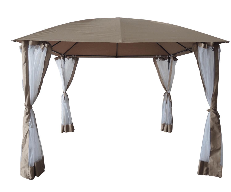 Садовый тент-шатер Green Glade 1067Садовые тенты и шатры<br><br><br>Тип: Садовый тент-шатер<br>Покрытие: полиэстер 180 г + полиакриловое покрытие<br>Каркас: металлическая трубка(o 40/40 мм)<br>Размеры упаковки: 218х18х16 см