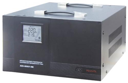 Стабилизатор напряжения Ресанта ACH-8000/1-ЭМСтабилизаторы напряжения<br><br><br>Тип: стабилизатор напряжения