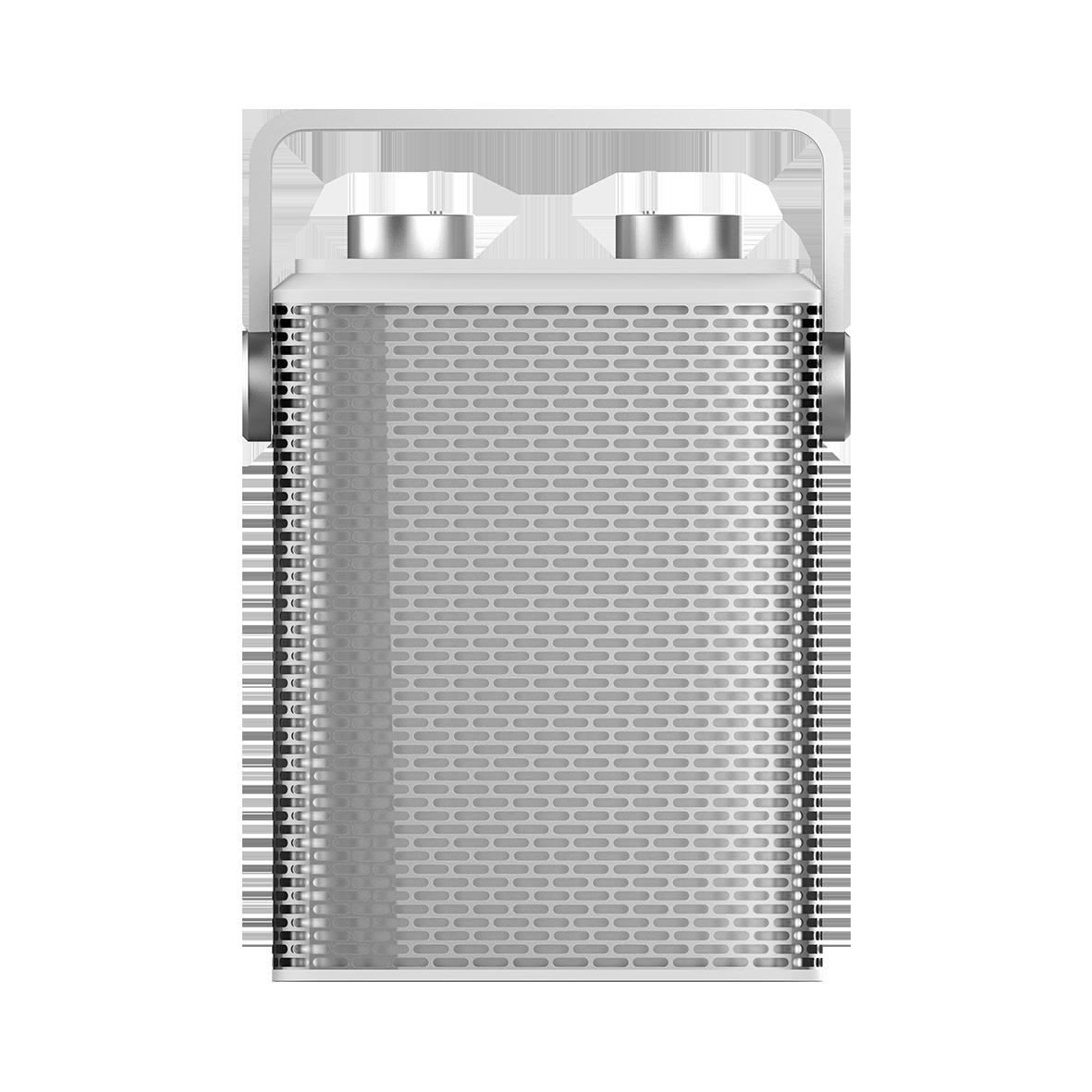 Тепловентилятор Timberk TFH T15PDSОбогреватели<br><br><br>Тип: термовентилятор<br>Тип нагревательного элемента: керамический нагреватель<br>Площадь обогрева, кв.м: 15<br>Вентиляция без нагрева: есть<br>Отключение при перегреве: есть<br>Вентилятор : есть<br>Управление: механическое<br>Напольная установка: есть<br>Ручка для перемещения: есть<br>Напряжение: 220/230 В