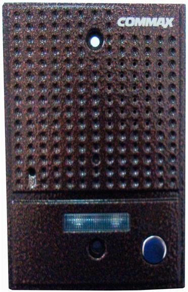 Панель вызова Commax DRC-4CGN2 PAL, Медь