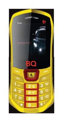Мобильный телефон BQ BQM-1822 Ferrara YellowМобильные телефоны<br><br>