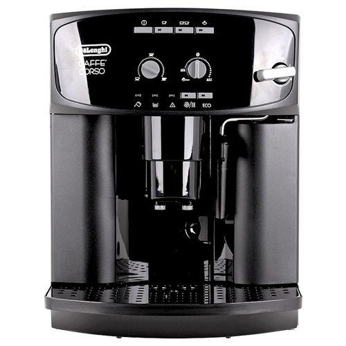 Кофемашина Delonghi ESAM 2600Кофеварки и кофемашины<br>DeLonghi ESAM 2600 удобна во всём.<br> <br> Кофемашина DeLonghi ESAM 2600 очень удобна не только тем, что практически моментально готовит ваш любимый напиток, но еще и тем, что вы можете использовать, как молотый, так и зерновой кофе. Загрузите в машину зерна, а встроенная кофемолка перемелет их в мгновение ока! <br> <br> Автоматическое приготовление эспрессо, подогрев чашек, регулировка температуры и крепости кофе, предварительное смачивание, автоматическая декальцинация — перечислять характеристики этой кофемашины можно очень долго, но совершенно очевидно одно. Такая...<br><br>Тип : зерновая кофемашина<br>Тип используемого кофе: Зерновой\Молотый<br>Мощность, Вт: 1450<br>Объем, л: 1.8<br>Давление помпы, бар  : 15<br>Материал корпуса  : Пластик<br>Встроенная кофемолка: Есть<br>Емкость контейнера для зерен, г  : 200<br>Одновременное приготовление двух чашек  : Есть<br>Подогрев чашек  : Есть