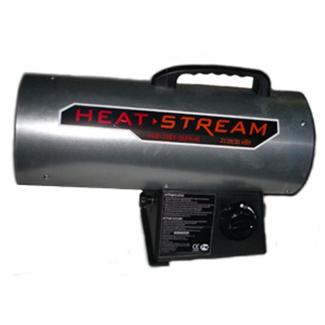 Тепловая пушка газовая HEAT STREAM HS 100V-GFA-EU