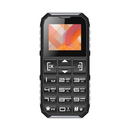 Мобильный телефон Vertex C307 Black/SilverМобильные телефоны<br><br>