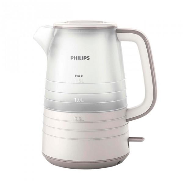 Электрочайник Philips HD 9336Чайники и термопоты<br><br><br>Тип   : Электрочайник<br>Объем, л  : 1.5<br>Мощность, Вт  : 2200<br>Тип нагревательного элемента: Закрытая спираль<br>Покрытие нагревательного элемента  : Нержавеющая сталь<br>Материал корпуса  : пластик<br>Индикация включения  : Есть<br>Индикатор уровня воды  : Есть<br>Блокировка крышки  : Есть<br>Фильтр  : Есть