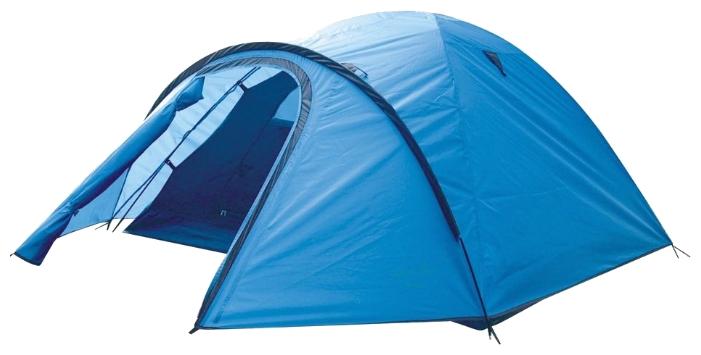 Палатка Green Glade Nida 3 (Nevada 3)Палатки<br><br><br>Тип: палатка<br>Назначение: трекинговая<br>Материал: полиэстер (190T 63 D PU)/полиэтилен<br>Количество мест: 3