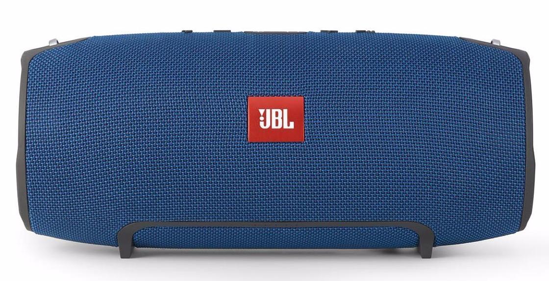 Акустическая система JBL XTREME BlueАкустические системы<br><br><br>Состав комплекта: портативное аудио<br>Количество полос: 2<br>Мощность, Вт: 2x20<br>Диапазон воспроизводимых частот: 70 - 20000 Гц