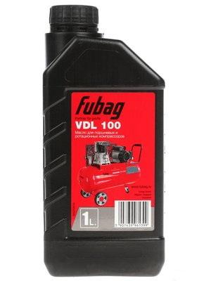 Масло FUBAG VDL 100 1лАксессуары для компресоров<br><br>