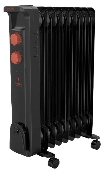 Масляный радиатор Timberk TOR 21.2009 BCLОбогреватели<br><br><br>Тип: масляный радиатор<br>Площадь обогрева, кв.м: 24<br>Количество секций: 9<br>Отключение при перегреве: есть<br>Каминный эффект : есть<br>Управление: механическое<br>Регулировка температуры: есть<br>Термостат: есть<br>Защита от мороза : есть<br>Напольная установка: есть
