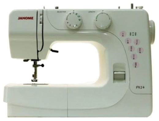 Швейная машина Janome PX14Швейные машины<br><br>