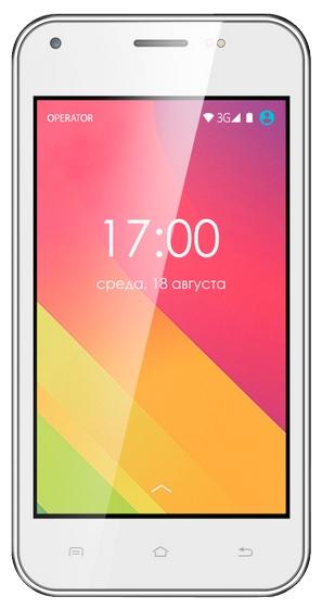 Мобильный телефон Ginzzu S4020 WhiteМобильные телефоны<br><br>