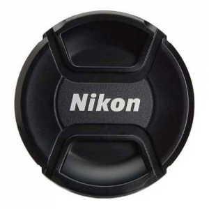 Крышка для обьектива Fujimi 67мм с надписью NikonАксессуары для фототехники<br><br><br>Дополнительно: Nikon, 67мм