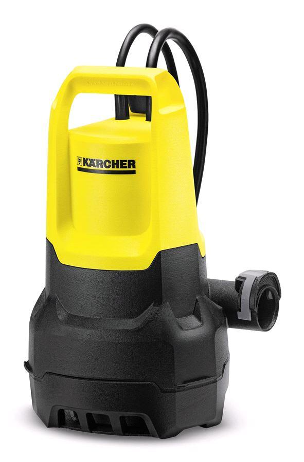 Насос Karcher SP 5 DirtНасосы<br>Насос Karcher SP 5 Dirt 1.645-503 устойчив к нагрузкам и отличается надежностью. Используется для откачивания воды из прудов и затопленных помещений. Оснащен датчиком уровня с плавной регулировкой для предотвращения работы на сухом ходу. Модель способна перекачивать воду с частицами размером до 20 мм.<br><br>Глубина погружения: 7 м<br>Максимальный напор: 7 м<br>Пропускная способность: 9.5 куб. м/час<br>Напряжение сети: 220/230 В<br>Потребляемая мощность: 500 Вт<br>Качество воды: грязная<br>Размер фильтруемых частиц: 20 мм<br>Установка насоса: вертикальная