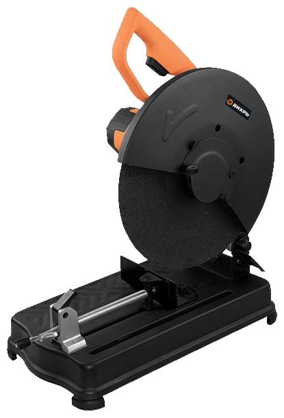 Отрезная пила Вихрь ОП-355/2200Пилы<br><br><br>Тип: отрезная<br>Конструкция: настольная<br>Мощность, Вт: 2200<br>Работа с металлом: есть