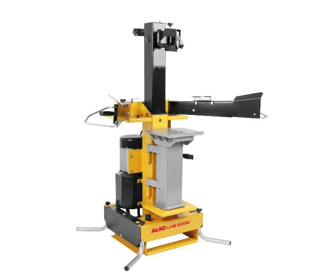 Дровокол AL-KO LHS 6000 SДровоколы<br>Мощный дровокол для дров длиной до 1050 мм. Исключительно устойчивая конструкция. Легкая транспортировка, компактное хранение. Откидывающийся в сторону дополнительный стол для раскалывания.<br><br>Тип: дровокол<br>Мощность двигателя, Вт: 3000<br>Рабочее давление, тонн: 6<br>Максимальная длина бревна, см: 105
