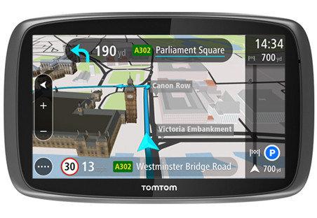 GPS навигатор TomTom GO 6100 EuropeGPS навигаторы<br>TomTom GO 6100 - новинка, навигатор TOMTOM GO-с картами всего мира, где главным отличием является бесплатное обновление карт и поддержка пробок в течение всего срока эксплуатации, встроенная SIM-карта, поддерживающая LIVE-сервис, такие как: получение информации о пробках и дорожных работах в реальном времени, обмен данными о трафике с другими участниками движения, информация о погоде, автоматическое обновление данных о радарах и камерах слежения.<br><br>функция PhotoReal реалистичное отображение крупных развязок и съездов, Advanced Lane Guidance - система разделения по полосам...<br><br>Область применения: автомобильный<br>Возможность загрузки карты местности: Есть<br>Функция расчета маршрута: Есть<br>GSM/GPRS-модуль: Есть<br>Програмное обеспечение: TomTom<br>Голосовые сообщения: есть<br>Размер встроенной памяти: 8 Гб<br>Тип антенны: внутренняя