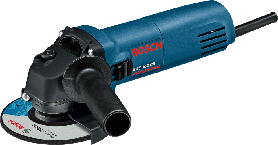 Угловая шлифмашина Bosch GWS 850 CE [0601378792]