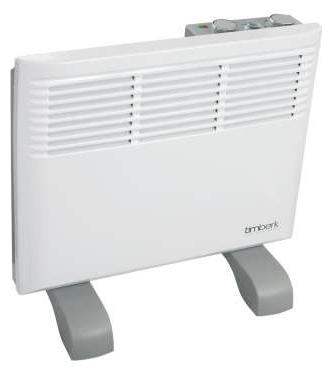 Конвектор TIMBERK TEC.PF1 M 1000 INОбогреватели<br>- Уникальная конструкция прибора для эффективной компрессии нагретого потока воздуха при меньших затратах<br>- Регулируемый механический термостат<br>- TRIO-EOX F Х-элемент: профессиональный нагревательный элемент последнего поколения<br>- Три режима нагрева: экономичный, комфортный и экспресс-нагрев<br>- Специальный индикатор Comfort на панели управления позволяет безошибочно установить наиболее комфортный режим температуры<br>- Возможность установки на ножки &amp;#40;комплект для напольной установки приобретается отдельно; артикул TMS 06.WFS&amp;#41;<br>- ProLife Safety System: многоступенчатая...<br><br>Тип: конвектор<br>Серия: Install Master<br>Отключение при перегреве: есть<br>Влагозащитный корпус: есть<br>Отключение при опрокидывании: есть<br>Управление: механическое<br>Регулировка температуры: есть<br>Термостат: есть<br>Ионизатор: есть<br>Габариты: 46x41x10 см