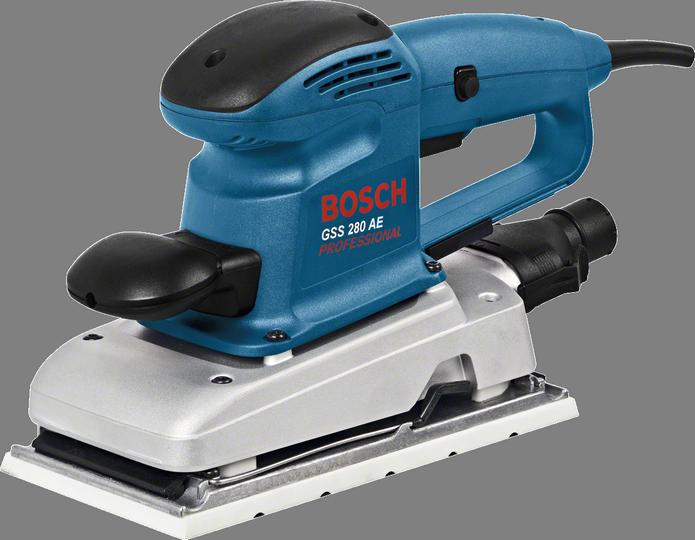 Вибрационная шлифмашина Bosch GSS 280 AE [0601293670]Шлифовальные и заточные машины<br><br><br>Длина листа/ленты, мм: 226<br>Ширина листа/ленты, мм: 114