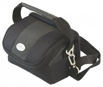 Чехол Acropolis ЦС-4Сумки, рюкзаки и чехлы<br><br><br>Тип: чехол<br>Описание : закрывается на «молнию», отделение для фотоаппаратуры, отделение для карт памяти, элементов питания и аксессуаров, металлический карабин, плечевой ремень, ручка для переноски.<br>Защита от воды: есть<br>Внешний карман: нет