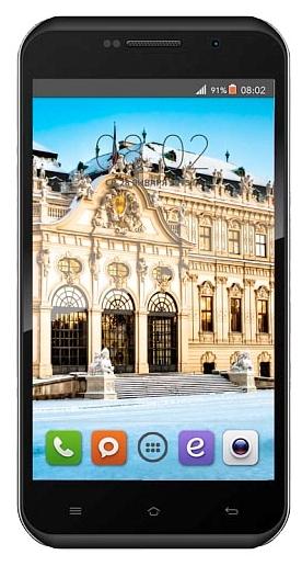 Мобильный телефон BQ BQS-4525 Vienna OrangeМобильные телефоны<br><br>